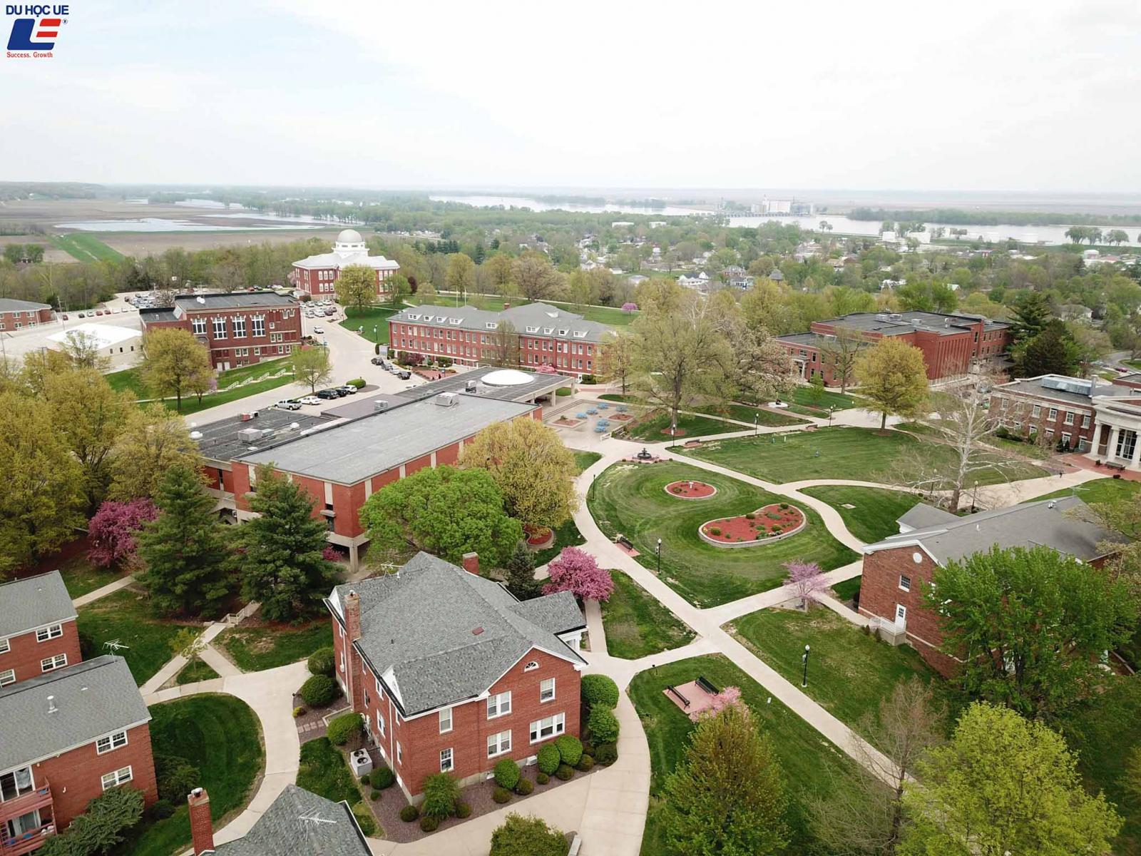 Cơ hội săn học bổng toàn phần tại Culver Stockon College - Đại học tư thục danh giá của xứ sở Hoa Kỳ 2
