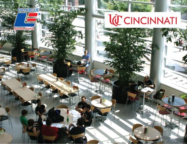 Học bổng tại Đại học Cincinnati 2