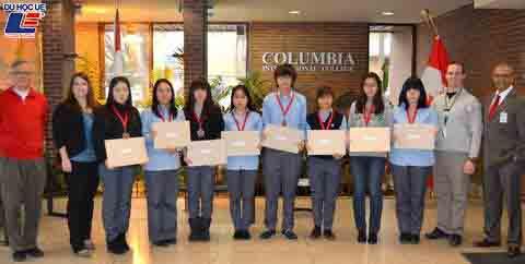 Columbia International College, CIC 2