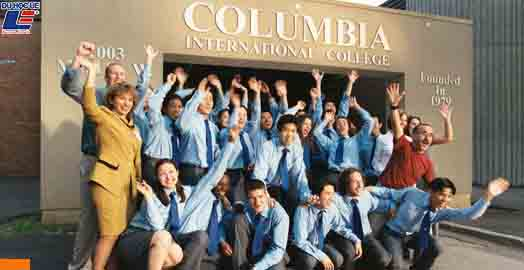Columbia International College, CIC 1