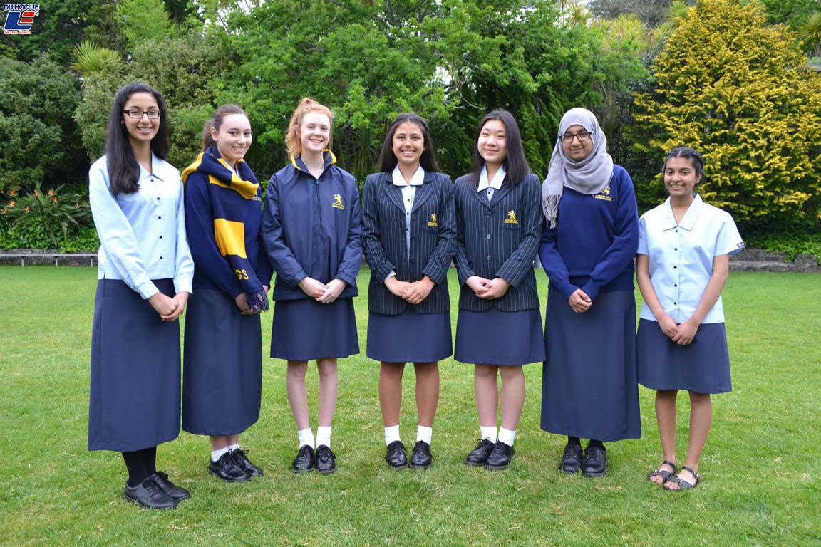 Công bố học bổng du học New Zealand 2020 từ trường Auckland Girl's Grammar School (AGGS)