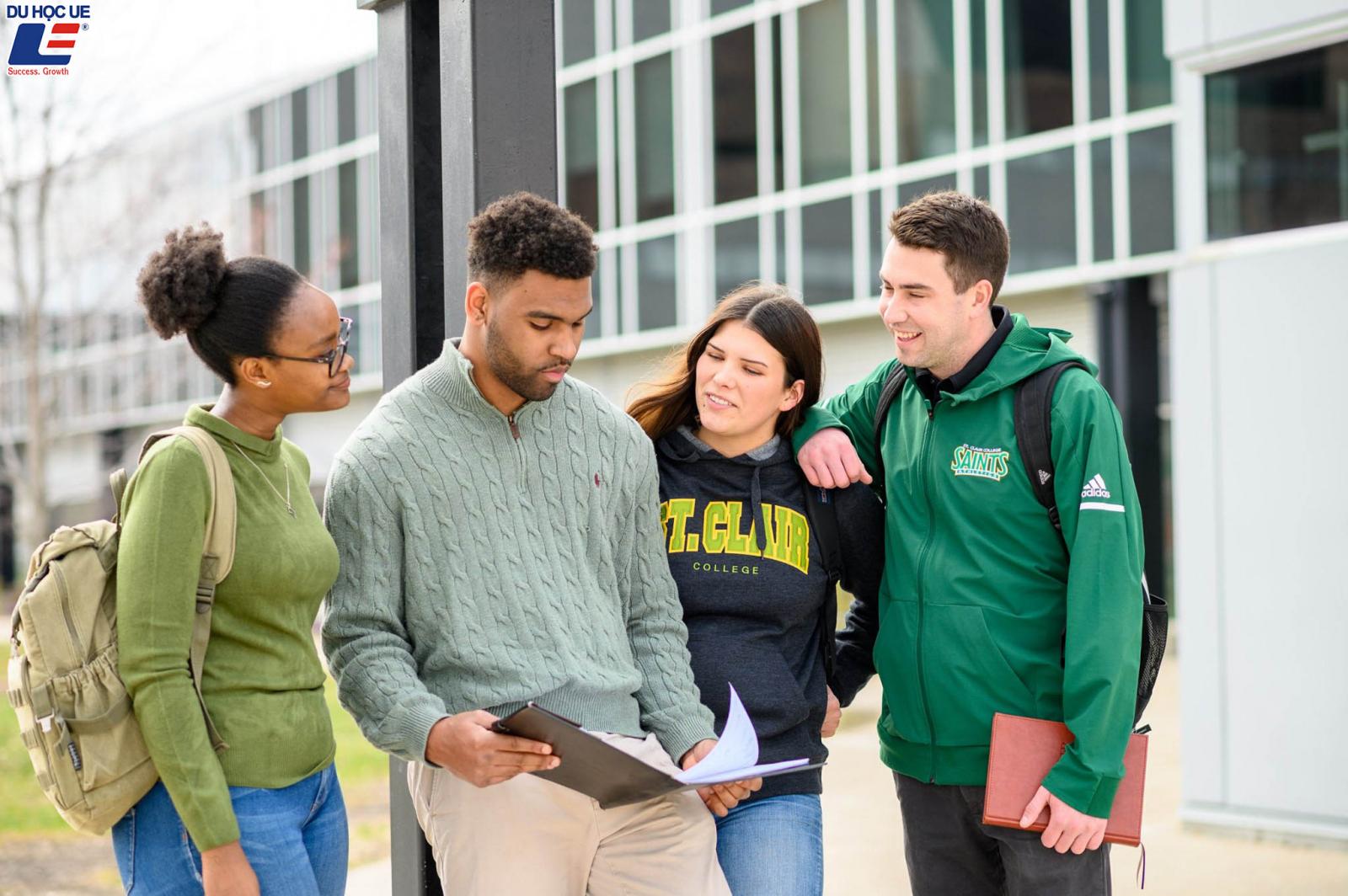 Cùng nhau trải nghiệm và học tập tại St. Clair College - Môi trường học có khí hậu ấm áp tại Canada 4