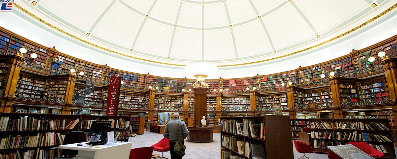 Đại học Liverpool: Bệ phóng sự nghiệp kinh doanh thể thao thành công 2