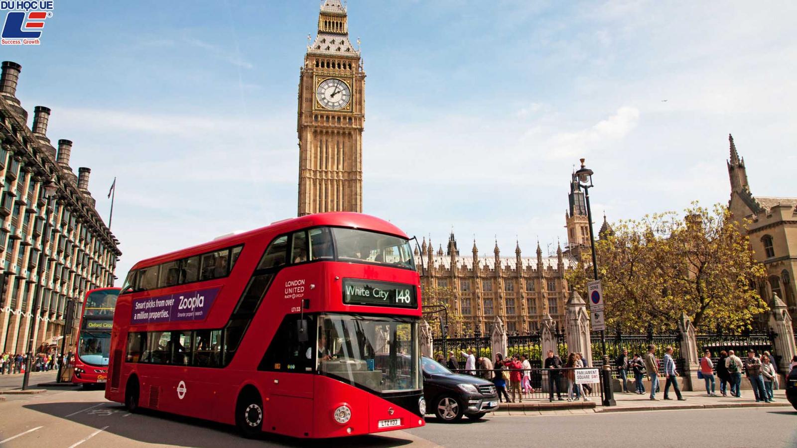 Những điều cần lưu ý khi đi lại tại Anh Quốc 3