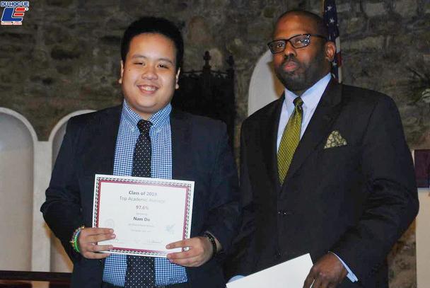 Đỗ Nhật Nam nhận học bổng 7 tỷ tại Mỹ 2