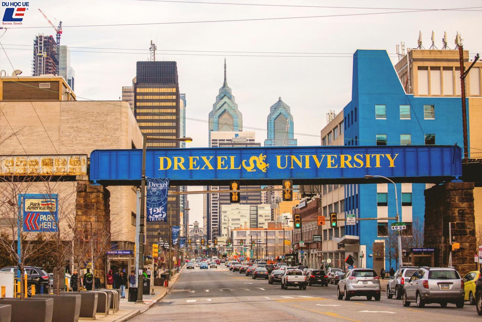 Drexel University - Săn ngay học bổng 100% 2