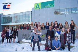 Du học Canada tại Đại học Fraser Valley theo diện CES