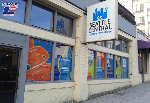 Trường cao đẳng cộng đồng Seattle Central, Seattle Central College, Trường Seattle Central Community College, Du học Mỹ, Các trường tại Mỹ.