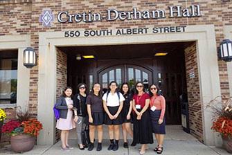 Study Abroad at Cretin - Derham School with a scholarship of $ 2,500