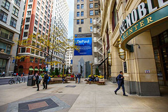 Study with DePaul University in Chicago