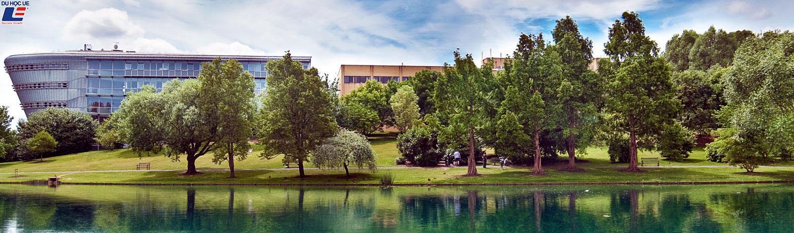 Du học Anh 2019 - Học bổng Đại học Surrey