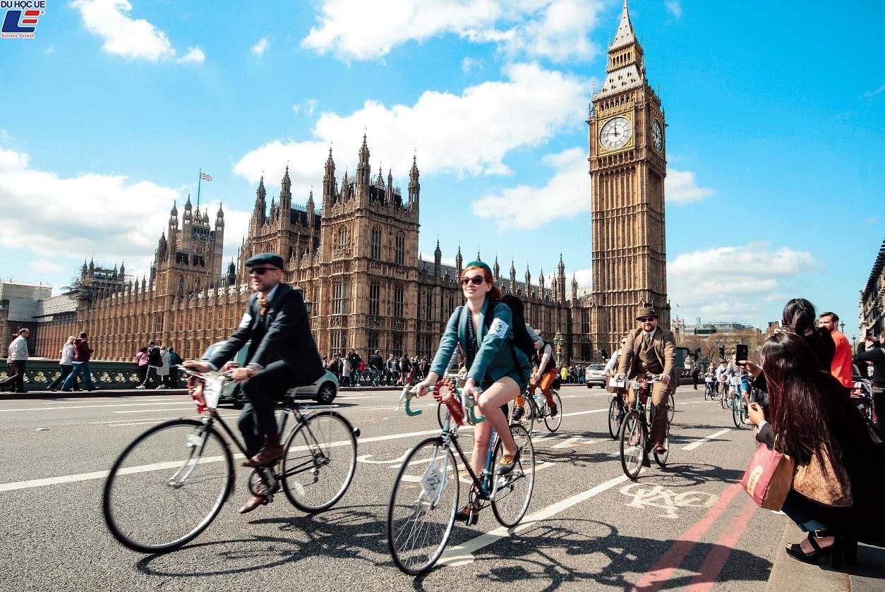 Du học Anh 2019 - Top 10 địa điểm có chi phí rẻ nhất