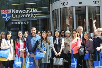Du học Anh - Trường Đại học Newcastle, Anh