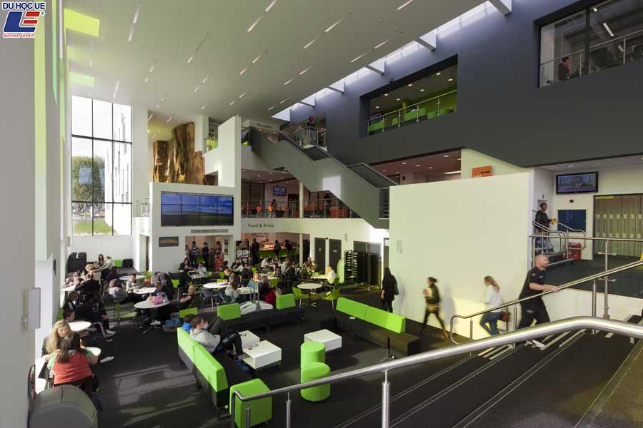 University Of Sunderland, Đại học Sunderland 2