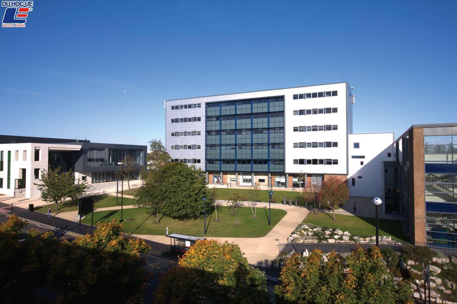 University Of Sunderland, Đại học Sunderland 1