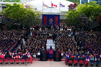 Du học Canada - Đại học Simon Fraser và Chương trình thực tập hưởng lương