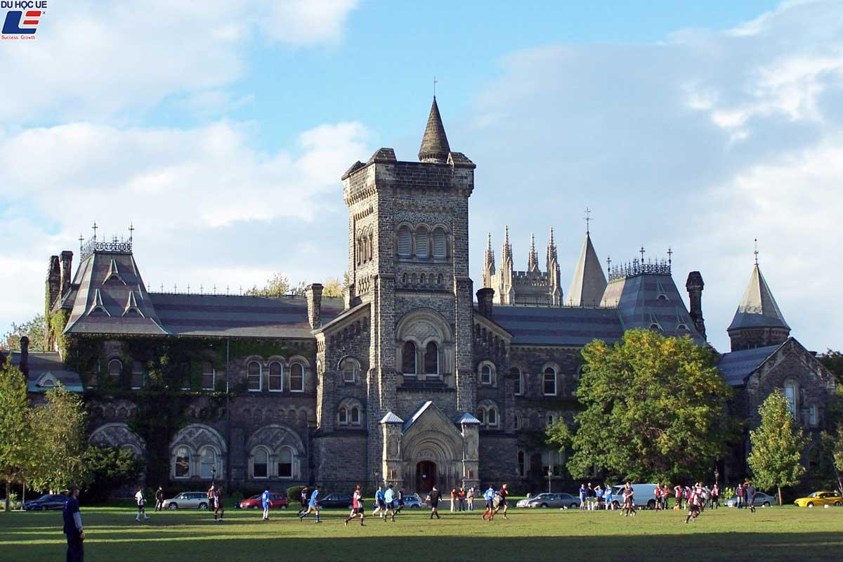 Hướng dẫn nộp hồ sơ online Đại học Toronto 1