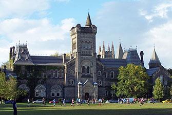 Du học Canada: Hướng dẫn nộp hồ sơ online Đại học Toronto