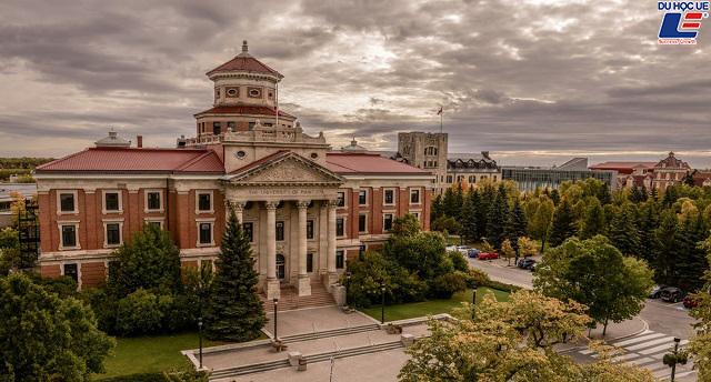 Nộp hồ sơ online tại Đại học Manitoba 1