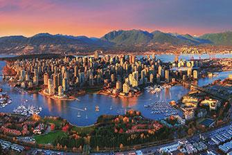 Du học Canada - Tìm hiểu thành phố Vancouver