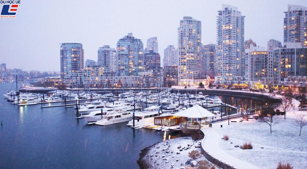 Thành phố Vancouver 2