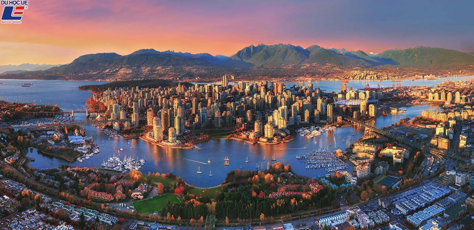 Thành phố Vancouver 1