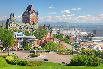Du học Canada - Tìm hiểu tỉnh bang Quebec