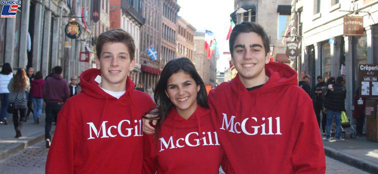 Du học Canada - Trường đại học McGill 3