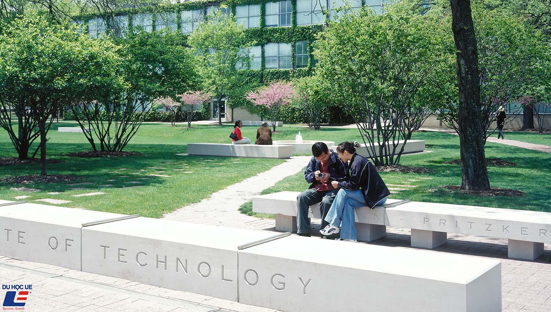 Du học dễ dàng tại Illinois Institute Of Technology (IIT) với học bổng lên tới $10,000