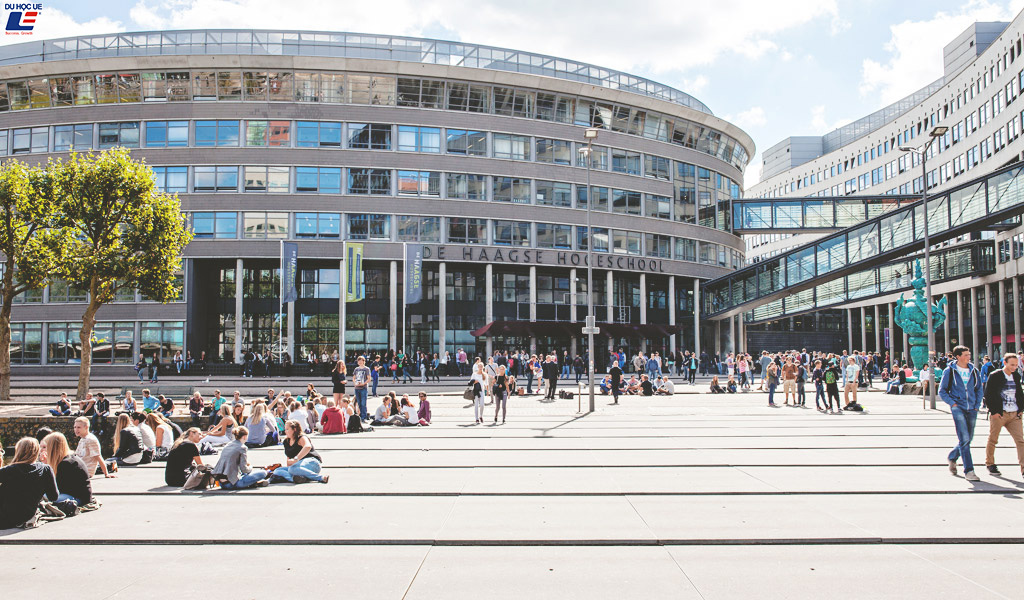 Du học Hà Lan cùng trường Đại học khoa học ứng dụng The Hague