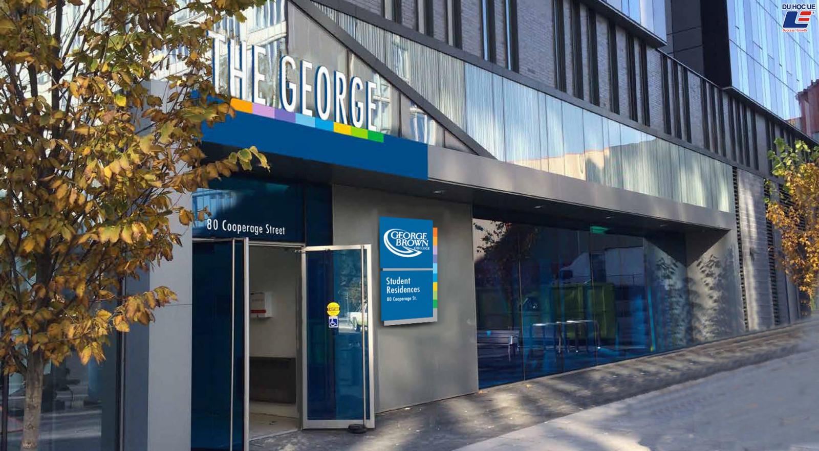 Du học học bổng tại George Brown College, Toronto - Biểu tượng phồn thịnh của Canada 2