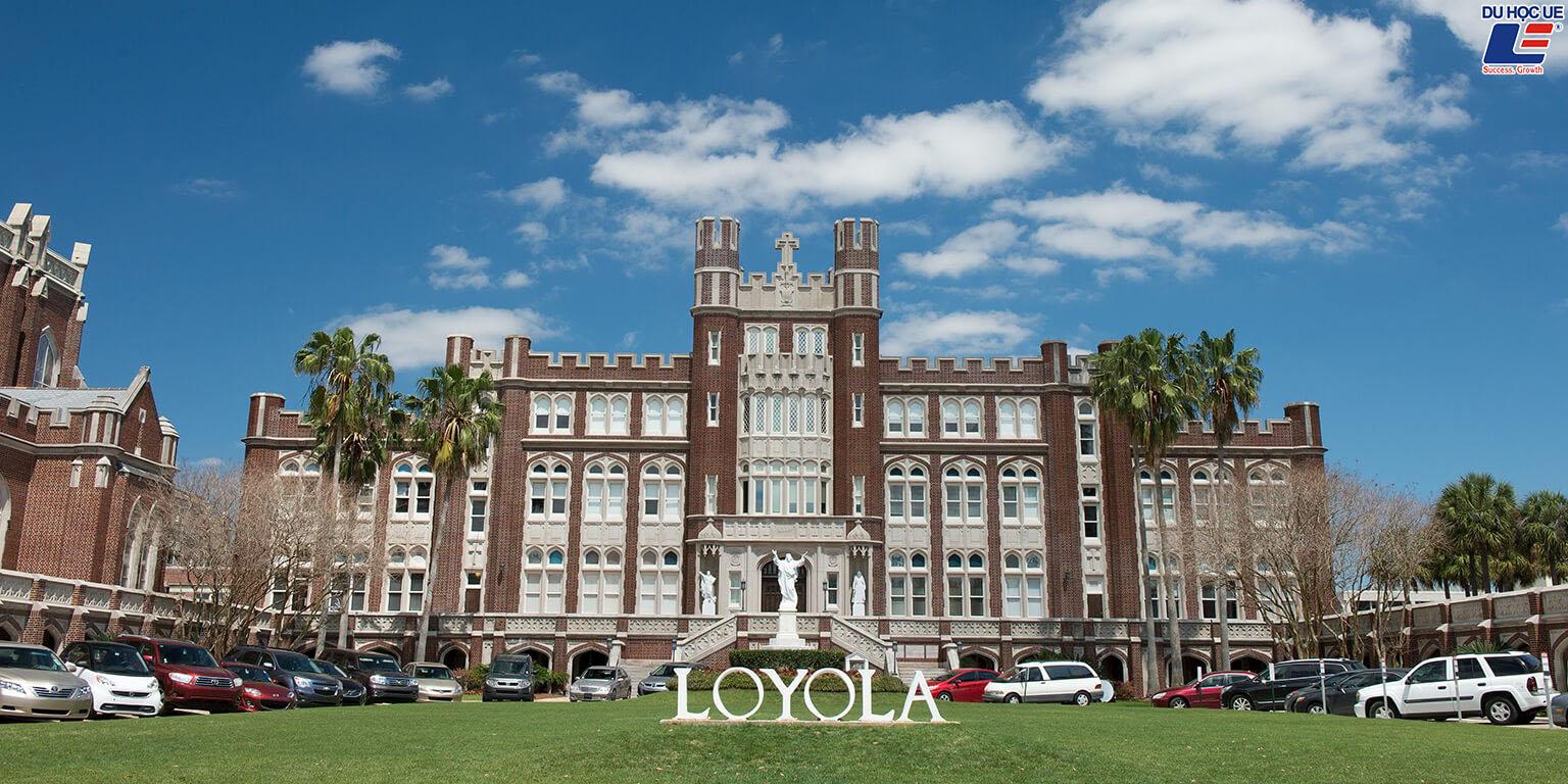 Du học học bổng tại Loyola University New Orleans - Top trường đại học đỉnh cao tại Mỹ 2
