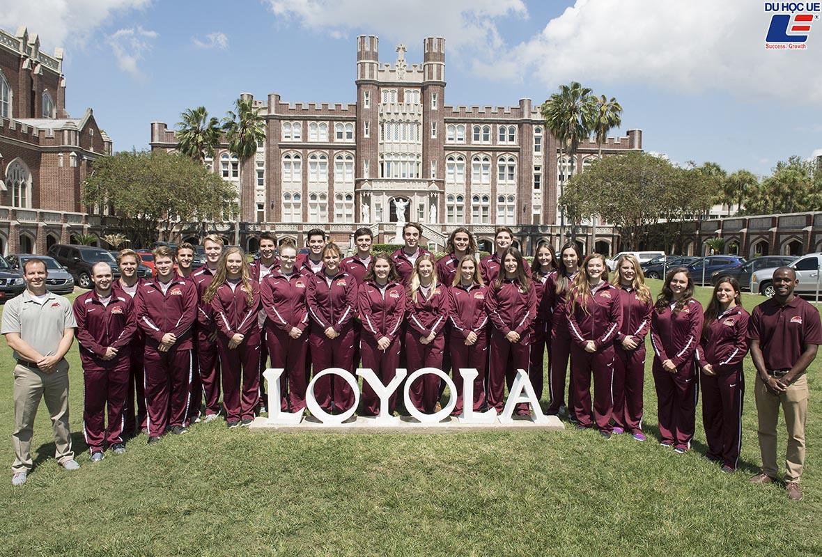Du học học bổng tại Loyola University New Orleans - Top trường đại học đỉnh cao tại Mỹ 3