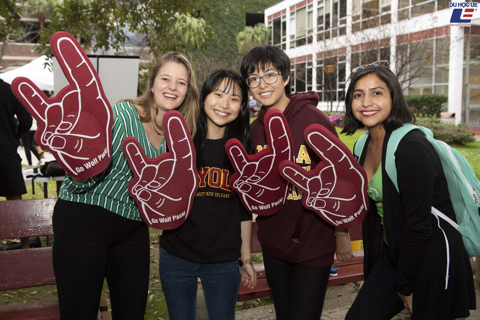 Du học học bổng tại Loyola University New Orleans - Top trường đại học đỉnh cao tại Mỹ