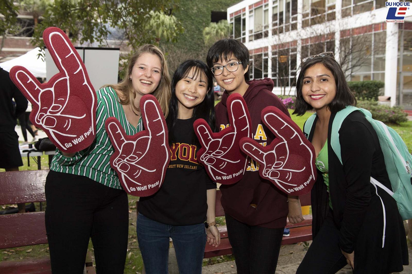 Du học học bổng tại Loyola University New Orleans - Top trường đại học đỉnh cao tại Mỹ 4