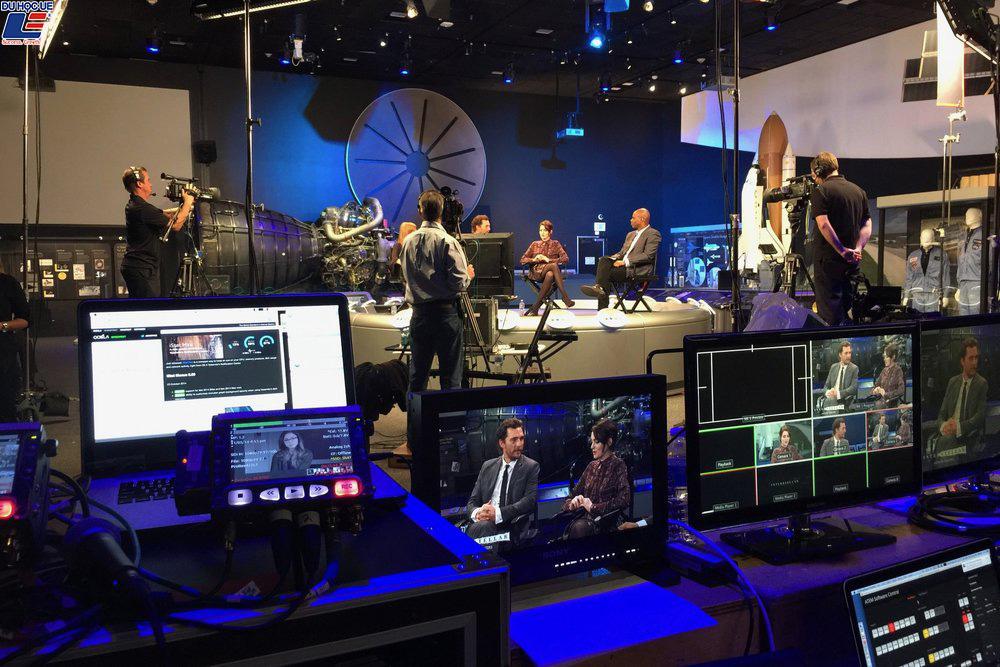 Du học Mỹ 2019 - Chuyên ngành phát thanh truyền hình
