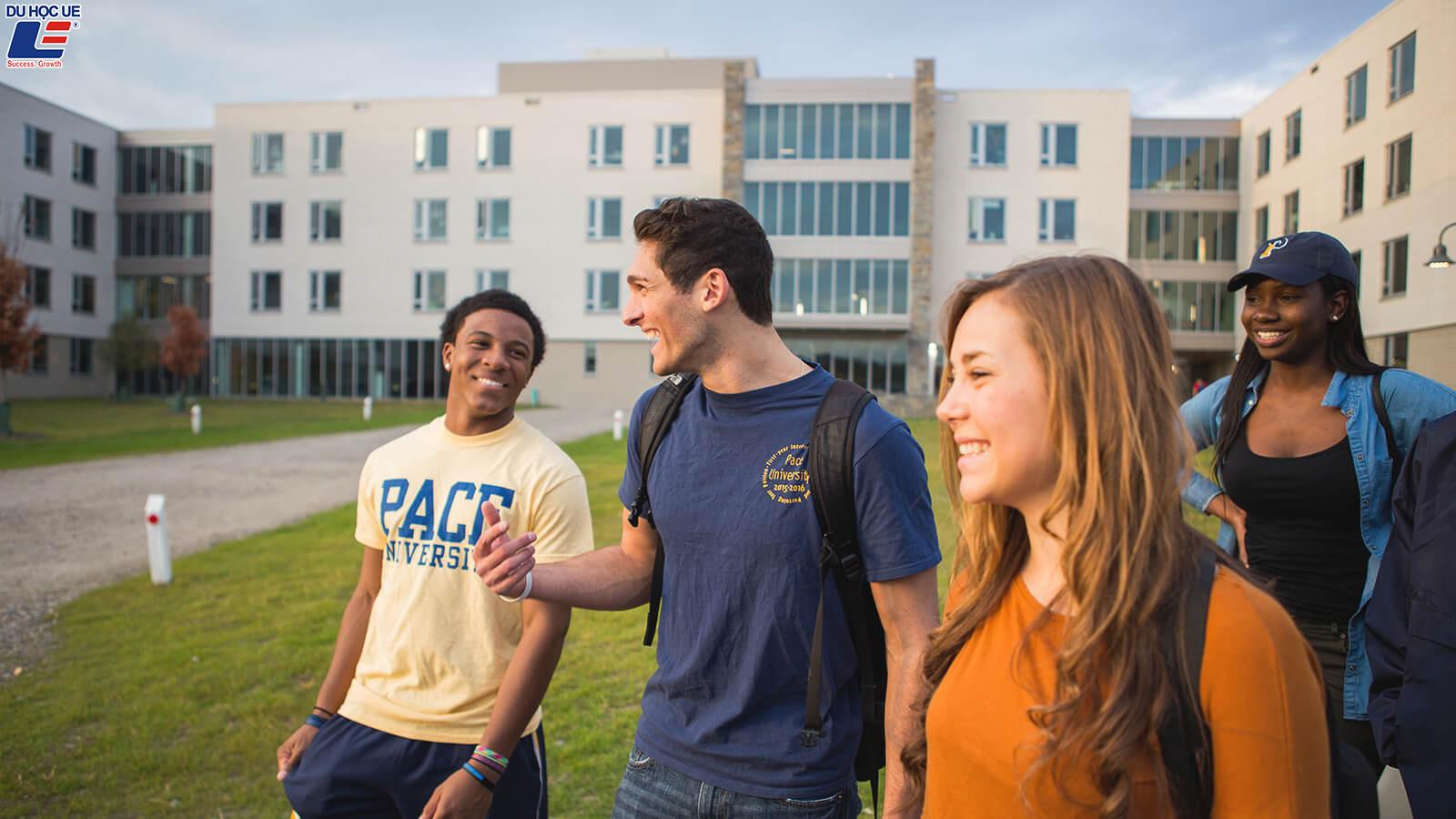 Du học Mỹ cùng Pace University, cơ hội nhận học bổng lên đến 29.500 USD