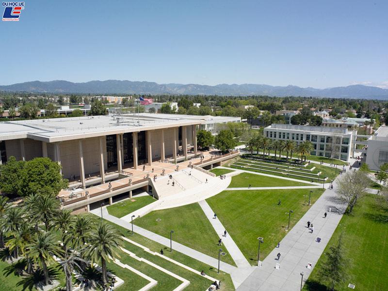 Du học Mỹ cùng trường California State University - Northridge thuộc hệ thống trường California State University