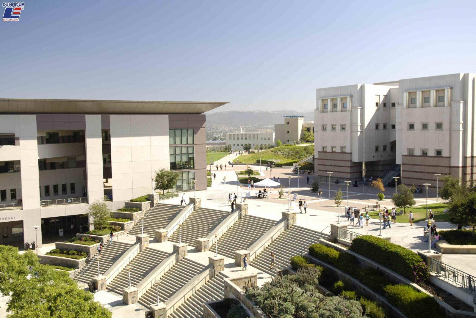 Du học Mỹ cùng trường California State University - San Marcos_Không yêu cầu SAT, ACT