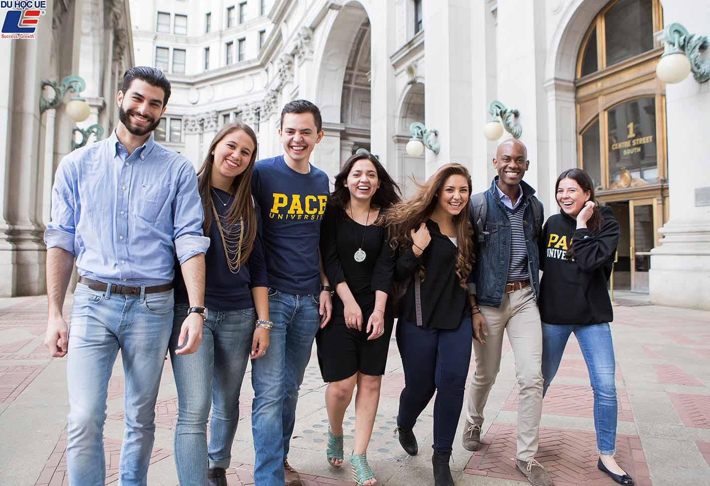Học bổng du học Mỹ tại Pace University 1