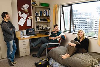 Du học Mỹ: Lợi ích của việc sống trong kí túc xá cho sinh viên năm nhất