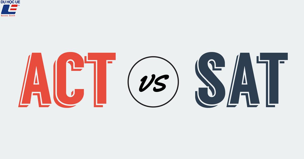 Sự khác biệt giữa bài thi SAT và ACT 1