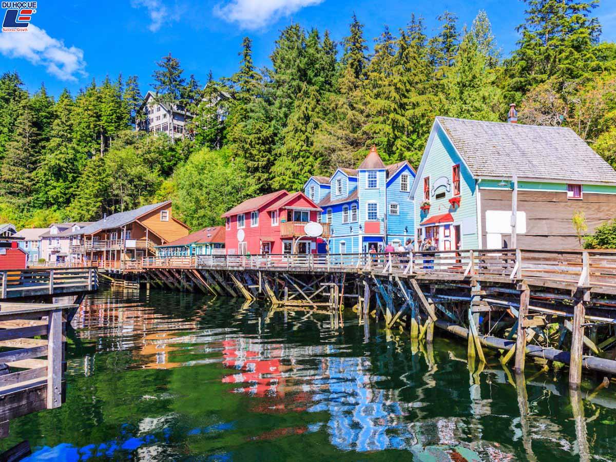 Du học Mỹ tại Bang Alaska: Vùng đất diệu kỳ 2