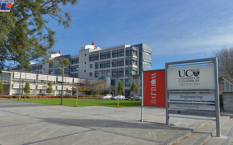 Du học New Zealand 2019 - Đại học Canterbury