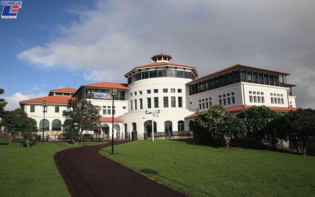 Massey University, Đại học Massey 1