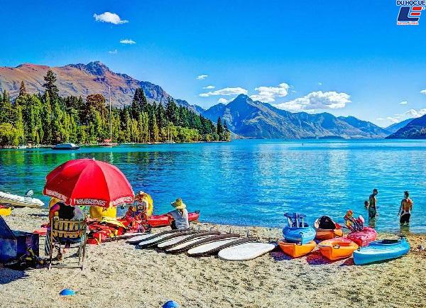 Chuyên ngành du lịch tại New Zealand 1