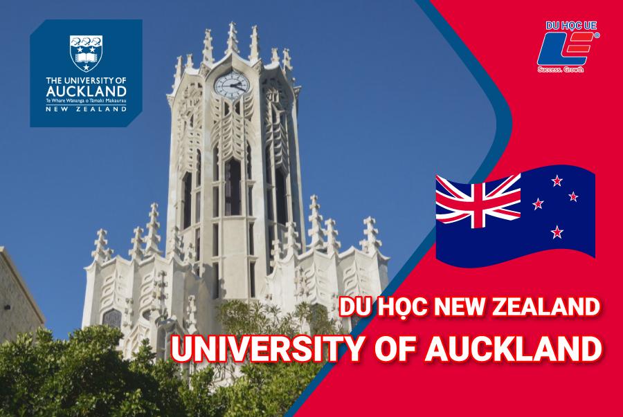 Du học New Zealand - Cơ hội săn học bổng dành cho bậc học tiến sĩ tại University Of Auckland