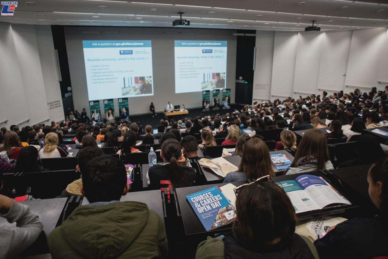 Du học New Zealand - Tổng quan về giáo dục New Zealand 3