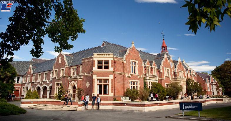 Lincoln University, Trường Đại học Lincoln 1