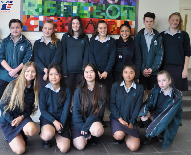 Du học THPT New Zealand 2020 cùng trường Pakuranga College